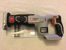 New Porter Cable PCC671 20V 20 Volt Max Reciprocating Saw Sawzall Tigersaw