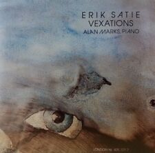 /ALAN MARKS - Eric Satie: Vexations - CD 1990 EXCELLENT / MINT COND / FREE SHIP