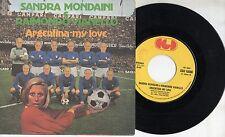SANDRA MONDAINI  RAIMONDO VIANELLO disco 45 giri MADE in ITALY Argentina my love