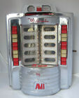 COIN+OP+AMI+W-120+VINTAGE+WALL+BOX+TABLE+TOP+JUKEBOX+DINER+DRIVE+IN++Very+Nice