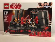 LEGO Star Wars 75216 Snoke's Throne Room New Sealed