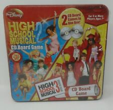 Disney's High School Musical 2 and 3 CD Board Game