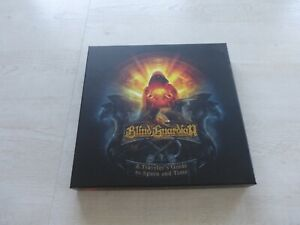 Blind Guardian A Traveler´s Guide to Space and Time Sammlung Limitiert