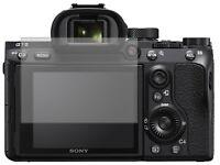 5x Schutzfolie für Canon EOS-1D X Mark III Display Folie klar Displayschutzfolie