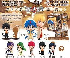 Japan MAGI the Labyrinth of Magic Chibi 8 Figure SINBAD JUDAL HAKUREN ALIBABA