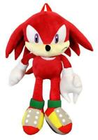 Red Super Sonic The Hedgehog Tails Plush Doll Stuffed Animal Toys 13 in SHIPFROM