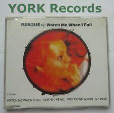 RESQUE - EP - Watch Me When I Fall - Excellent Con CD Single Musidisc 109022
