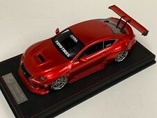 1/18 Toyota Lexus RC Pandem Liberty walk in Gloss Red  N BBR  MR