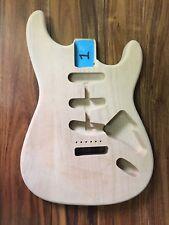 Stratocaster Guitar Body/sans rejeter/aulne/Nº 1