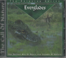 The Call Of Nature Everglades The Relaxing Series Natur CD NEU Meditation Relax