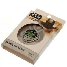 Star Wars: The Mandalorian Pin Badge