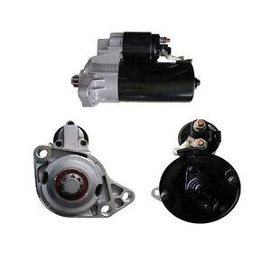 Fits VOLKSWAGEN Vento 1.9 AC Starter Motor 1994-1998 - 18416UK