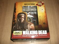The Walking Dead Collector's Models Michonne Eaglemoss Collection