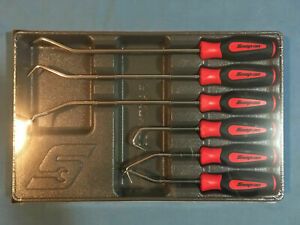 NEW Snap-on™ SGRHT6BR 6-piece Radiator Hose Pick Red Soft Grip Sealed