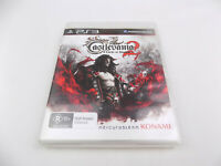 Mint Disc Playstation 3 Ps3 Castlevania Lords Of Shadow 2 II Free Postage
