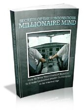 Secrets of The Subconscious Millionaire Mind + 10 Free eBooks With Resell rights