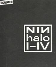NINE INCH NAILS - Halo I-IV     4LP Box   !!! NEU !!!    Black Friday 2015