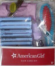NEW American Girl HAIR CARE Set Kit for Doll, Brush Booklet Salon Grace Melody