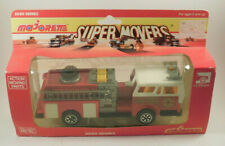 Majorette Super Movers 3030 Series New York Fire Department Engine Truck