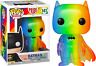BATMAN Rainbow Pride Funko Pop Vinyl New in Box