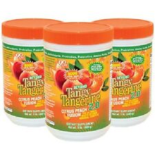 Youngevity Beyond Tangy Tangerine 2.0 Citrus peach Fusion 480 g canister- 3 Pack