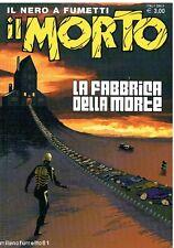 Fumetto Noir IL MORTO n.17