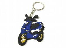 Schlüsselanhänger Anhänger Aprilia SR 50 Blau Roller Scooter Geschenk