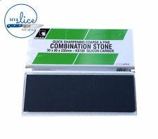 Bear KS100 Combination Sharpening Stone Coarse/Fine 30x80x230mm - Butcher, Knife