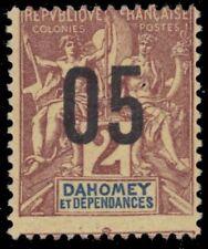 "DAHOMEY 32 (Mi33i) - Navigation and Commerce ""Provisional"" (pa50748)"