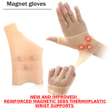 SEBS Gel Glove Thumb Support Gloves Pain Relief Magnetic Therapy Wrist Hand