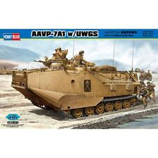 HobbyBoss 82412 AAVP-7A1 with UWGS 1/35 scale plastic model kit