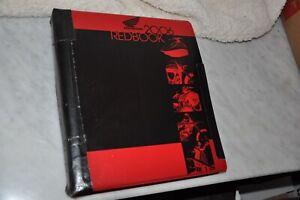 Honda 2006 RedBook Motorcycle Dealer Only Sales Binder Catalog Specs Pictures