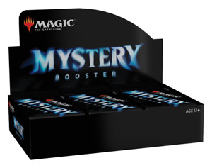 Magic The Gathering MTG Mystery Booster Box Sealed WPN Edition STOCK IMAGE