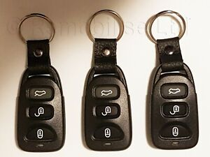 NEW AfterMarket MG Rover 3 Button REMOTE FOBS - For MG TF ZR ZS 25/45/Streetwise