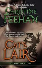 Cats Lair (A Leopard Novel)-ExLibrary
