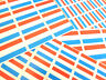 NETHERLANDS autocollantes Drapeau étiquettes auto-adhésif drapeau Stickers