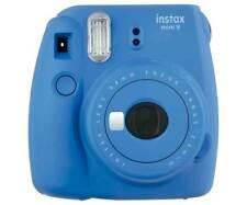 Fujifilm Instax Mini 9 Cámara Instantánea - Azul Cobalto