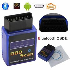 OBD2 ELM327 Bluetooth Car Scanner Android Torque Diagnostic Scan Tool US