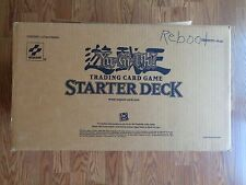 Yu-Gi-Oh! 1st Edition First YUGI Starter Deck Empty Box Case Box rare