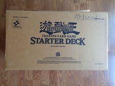 Yu-Gi-Oh! 1st Edition First YUGI Starter Deck Empty Box Case Box rare