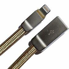 Zink-Alu USB-Kabel Lightning iPhone 7s Plus se c 6 5 iPad Pro Air 1m Ladekabel