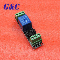 1-CH DC 3V/3.3V High Level Driver Module optocouple Relay Module for Arduino