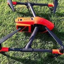 DJI Inspire 2 Fluorescent Hi-Glow Red vinyl skin / wrap / decal, UK made
