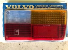 Volvo 140, 164, 240 right side tail light lens. Part #1212703.