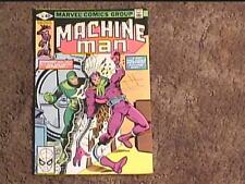 MACHINE MAN # 14  COMIC BOOK VF/NM