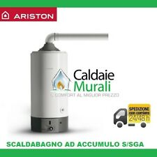 SCALDABAGNO A GAS ARISTON DA PAVIMENTO AD ACCUMULO S/SGA 200 CS + KIT FUMI- ErP