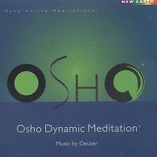 NEW OSHO Dynamic Meditation (Audio CD)