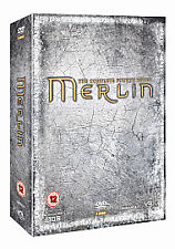 Merlin - Complete Series 4 ------ DVD Boxset