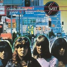 SWEET-DESOLATION BOULEVARD -Remastered 18 tracks - CD [NEW]