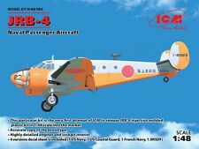 ICM 1/48 Beechcraft JRB-4 Naval Passenger Aircraft # 48184
